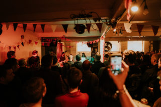 Bryde at Swn Festival by Bethan Miller