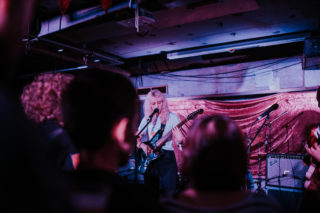 Chastity Belt at Swn Festival by Bethan Miller