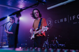 Fake Laugh at Clwb Ifor Bach December 2019 by Bethan Miller