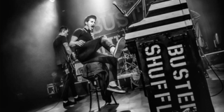 Buster Shuffle live at Clwb Ifor Bach