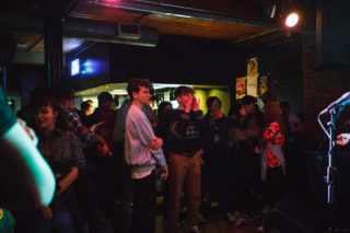 Lewys at Clwb Ifor Bach December 2019 by Nadine Ballantyne