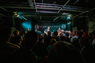 Pinegrove at Clwb Ifor Bach by Bethan Miller