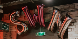 Swn Festival balloons at Swn Festival 2019