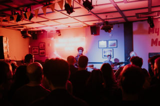 Skinny Pelembe at Swn Festival 2019 by Bethan Miller