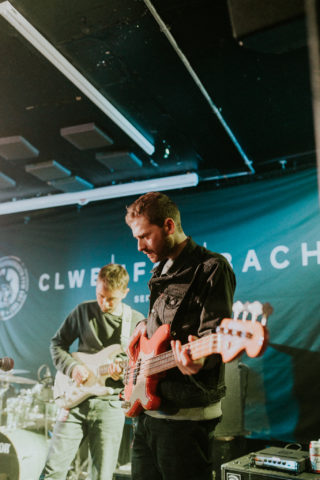 Yr Ods at Clwb Ifor Bach December 2019 by Bethan Miller
