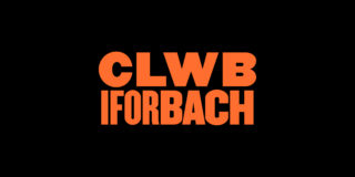 Logotype for Clwb Ifor Bach