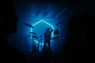 Gallery of Georgia live at Clwb Ifor Bach Cardiff 3rd March 2020