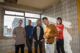 Idlewild live at Tramshed Cardiff 4th November 2020 presented by Clwb Ifor Bach