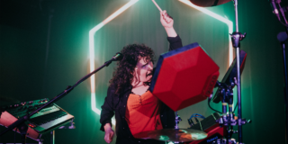 Gallery of Georgia live at Clwb Ifor Bach 3rd March 2020