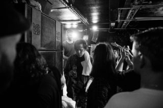 Basement Clwb Ifor Bach 2019 by Simon Ayre Photography
