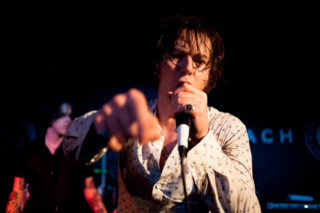 Jim Jones Revue at Clwb Ifor Bach by Simon Ayre Photography