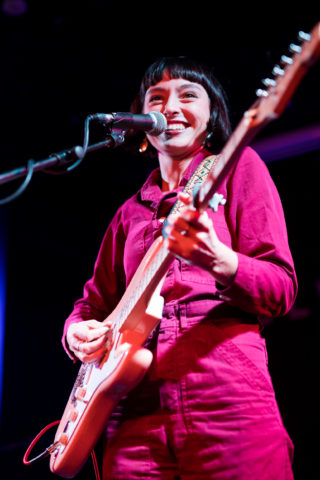 Stella Donnelly Clwb Ifor Bach 2019 by Simon Ayre Photography