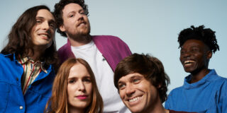 Picture of the band Metronomy who play Tramshed Cardiff May 1st 2022